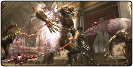 Ninja Gaiden Sigma 2 Review The No Sleep Gamer