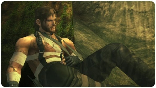 naked snake scientist by - photo #32