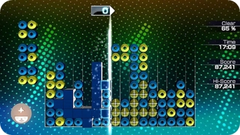 Lumines-vita cheerios NSG