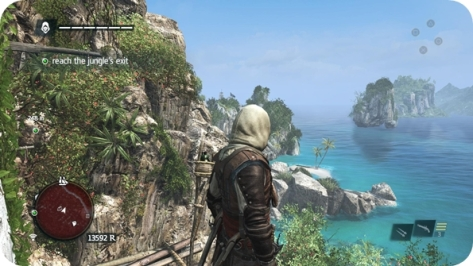 Assassin S Creed Iv Black Flag Ps4 Review The No Sleep Gamer