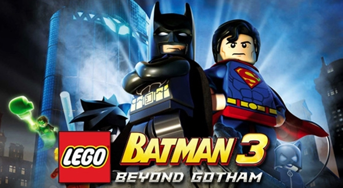 Lego Batman 3: Beyond Gotham (Review)