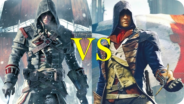 The Sunday Seven: How Assassin's Creed Rogue smashes Unity