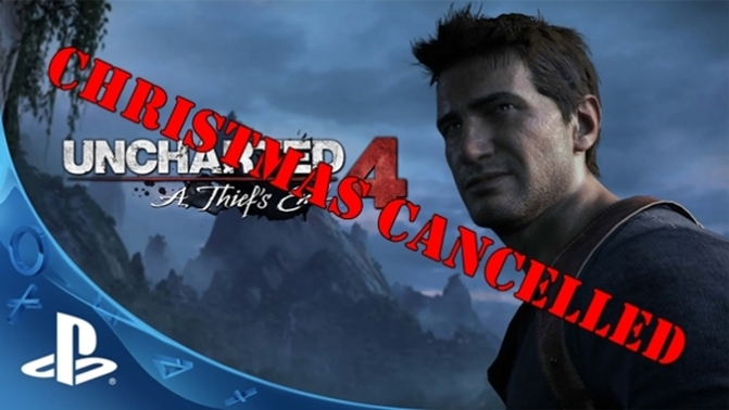 Uncharted 4 delay paints a tough Christmas for PS4 this year