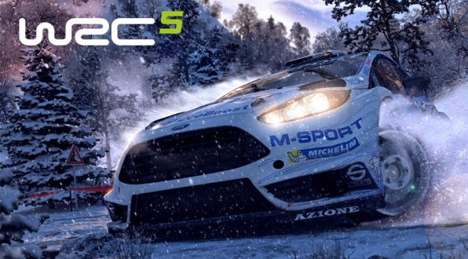 WRC 5 Review – A dirty old clunker