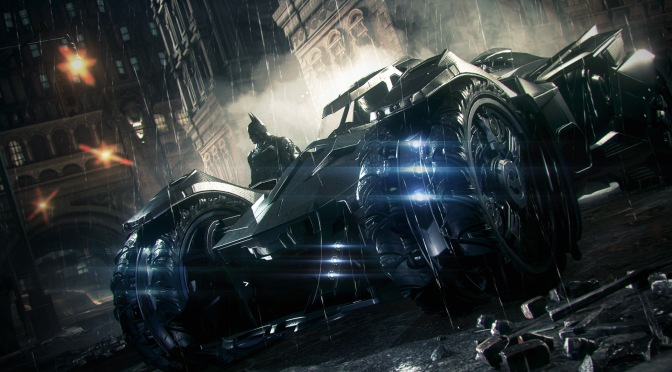 Batman: Arkham Knight's Batmobile – Brilliant fun or a legacy betrayed?