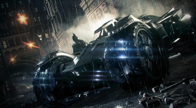 Batman: Arkham Knight's Batmobile – Brilliant fun or a legacy betrayed?
