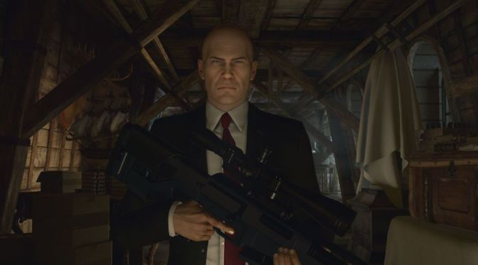 Hitman Beta Impressions – Agent 47's job interview