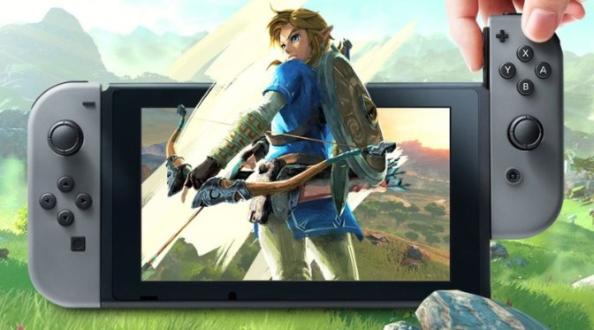 Should you buy a Nintendo Switch just for Zelda?