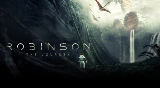 Robinson: The Journey Review – A faceful of dino