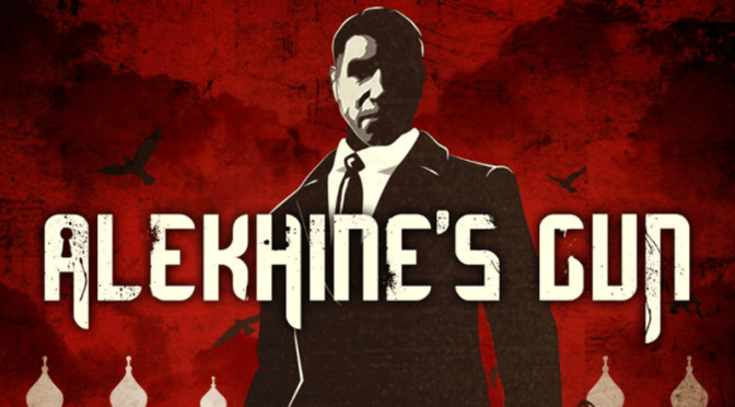 Alekhine's Gun Review – Cold War Caper
