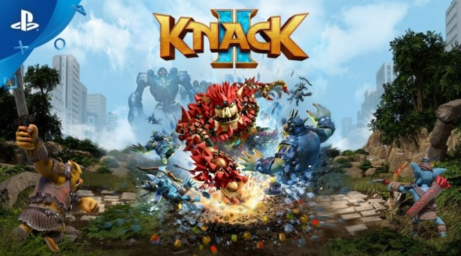 The existence of Knack 2 is a brilliant and ridiculous thing