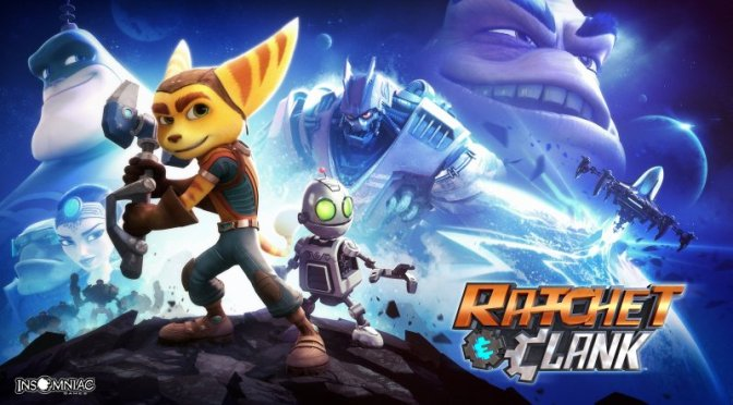 Ratchet & Clank Review – Lombax to the future?